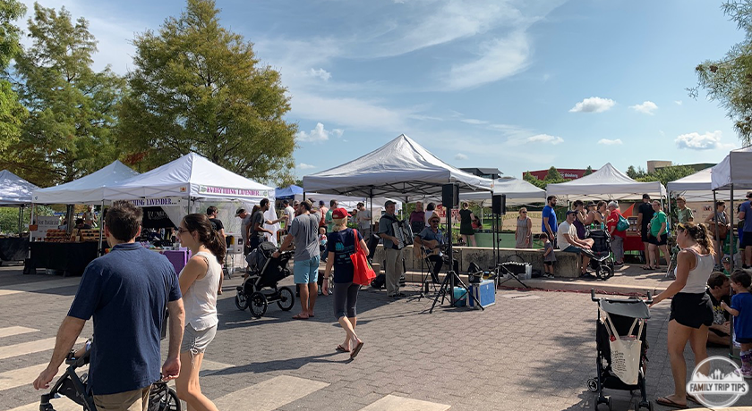 Texas Farmers' Market at Mueller